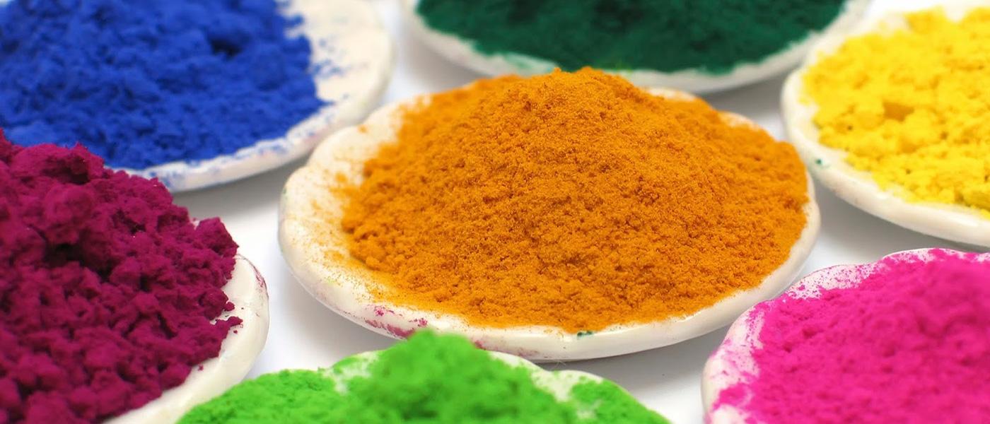 Pigments Application